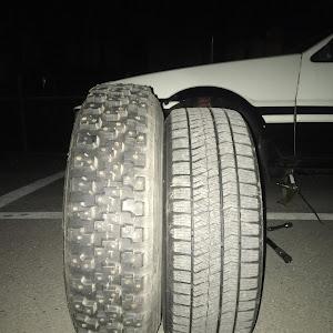 スプリンタートレノ AE86 S61年 GT APEXのカスタム事例画像 さくさんの2020年01月09日22:41の投稿