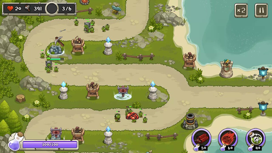 Tower Defense King - náhled