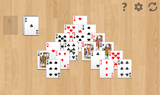 Pyramid Solitaire!- screenshot thumbnail