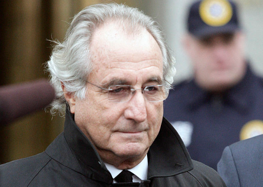 Bernard Madoff. Picture: GETTY IMAGES