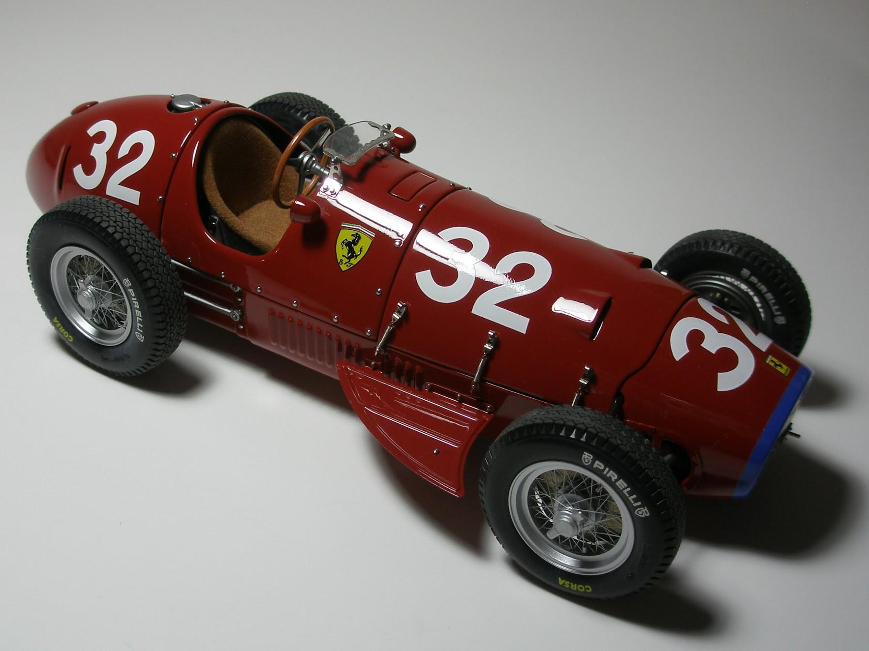 Ferrari F500 F2 N32