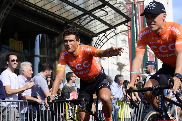 """Van Avermaet deelt lof uit aan Merckx, Brussel en Grote Markt: """"Zonder Eddy Merckx zou er hier nu geen koers zijn"""""""