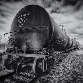 Indus shipments by Joe Hamel - Transportation Trains