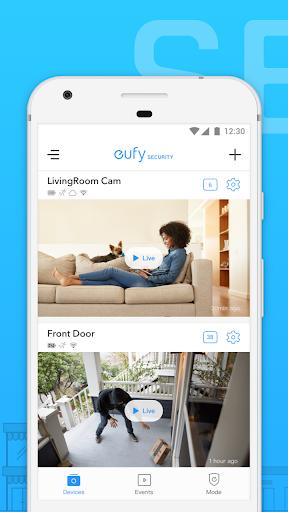 Eufy Security screenshot 1