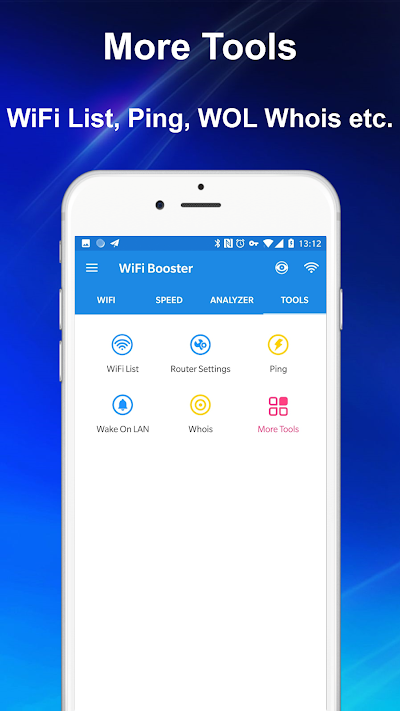 WiFi Booster - Internet Speed Test & WiFi Manager APK