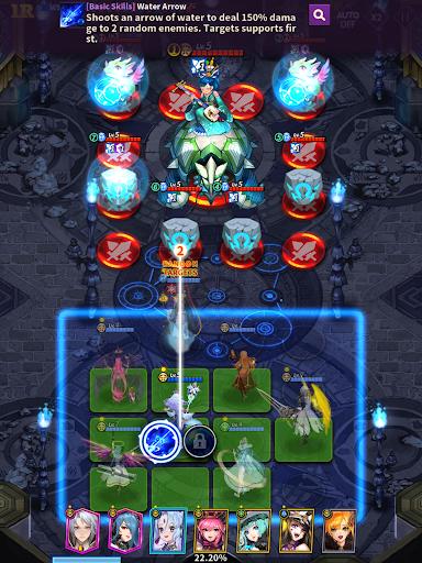 Dragon Heroes Tactics  screenshots 16