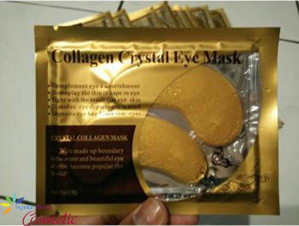 Jual Masker Kantung Mata (Mata Panda) Collagen Crystal Eyelid