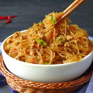 Spicy Vermicelli Recipes.
