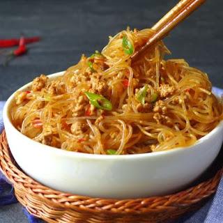 Spicy Vermicelli Recipes.