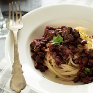Vegan Bolognese Spaghetti Recipe