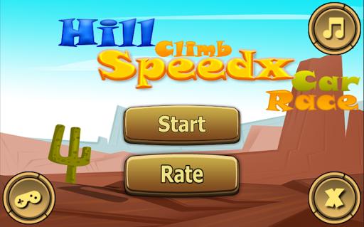 Hill Climb SpeedX Car Race ♛