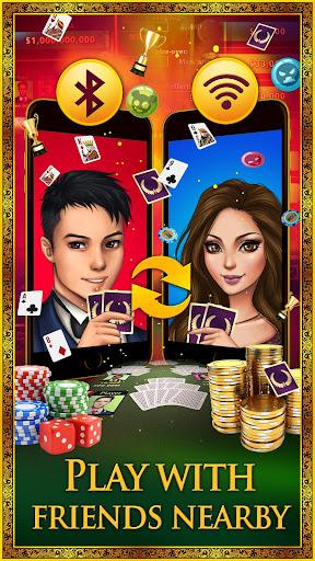 Chinese Poker - KK Chinese Poker (Pusoy/Piyat2x)  gameplay | by HackJr.Pw 5