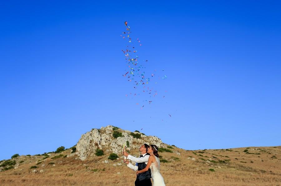 Vestuvių fotografas Alessandro Spagnolo (fotospagnolonovo). Nuotrauka 12.08.2019