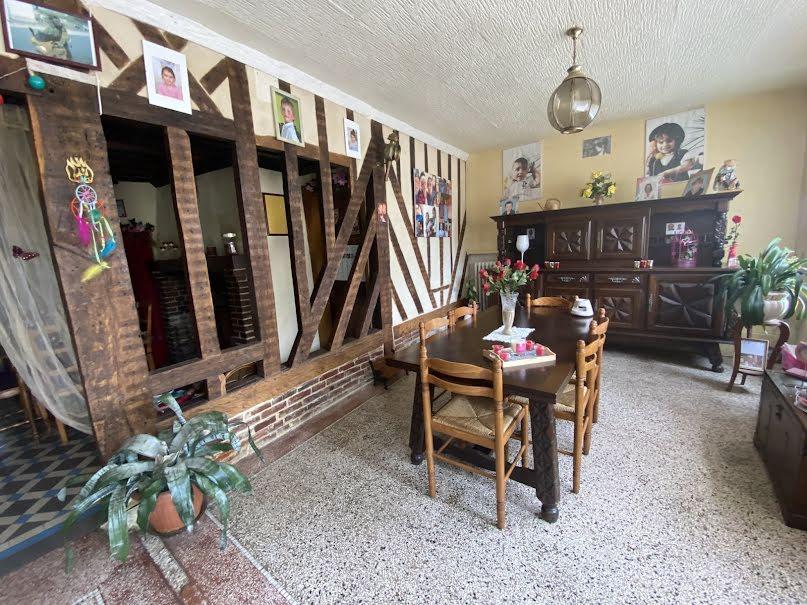 Vente maison 9 pièces 250 m² à Champosoult (61120), 108 000 €