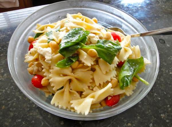 Potluck Pasta Salad_image