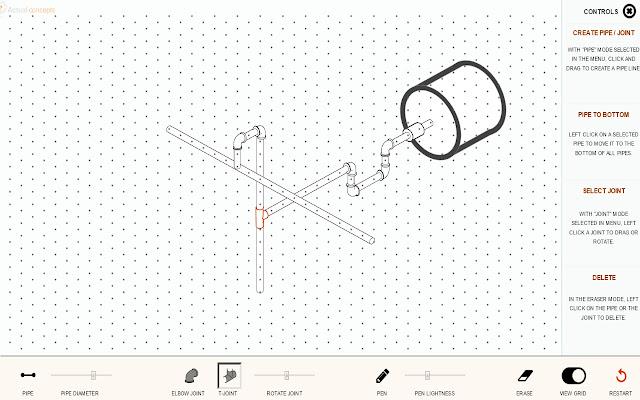 Isometric Pipe Design Chrome Web Store