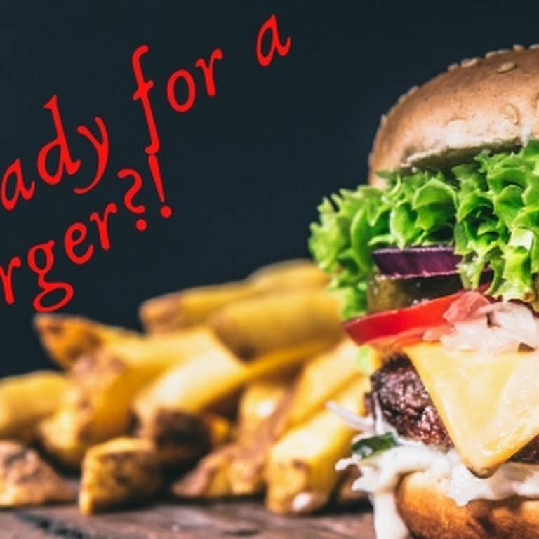 hamburger angler