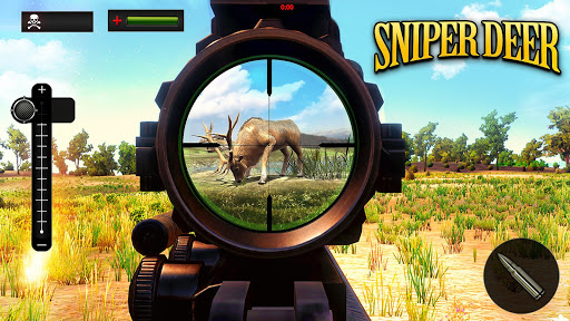 Wild Animal Sniper Deer Hunting Games 2020 1.22 screenshots 2