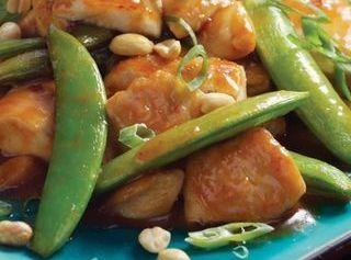 Sichuan-style Chicken With Peanuts Recipe