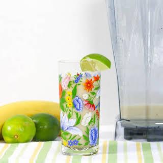 Banana Coconut Rum Drink Recipes.