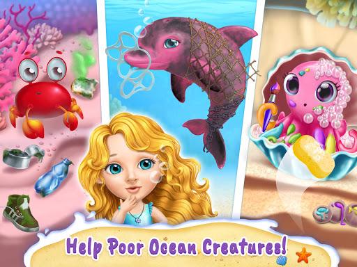 Sweet Baby Girl Mermaid Life - Magical Ocean World 4.0.1 screenshots 11
