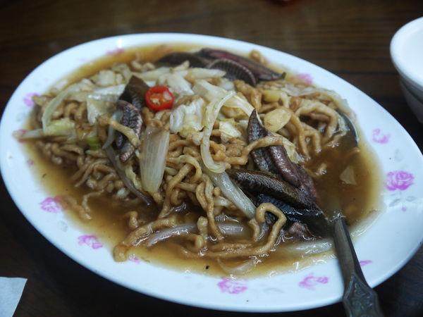 阿六鱔魚麵
