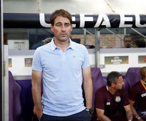 Anderlecht: Weiler va donner du temps de jeu à certains joueurs