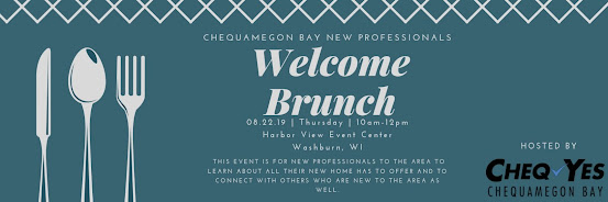Chequamegon Bay New professionals Welcome Brunch