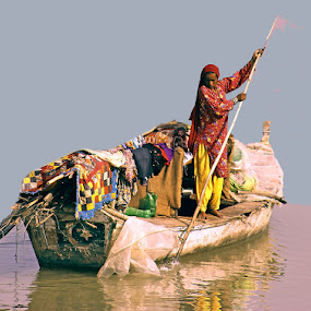 Going To Unkown Place  by Ghazan Joyia - Transportation Boats (  )