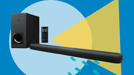 Upgrade your home theater with a sound bar that works with Alexa