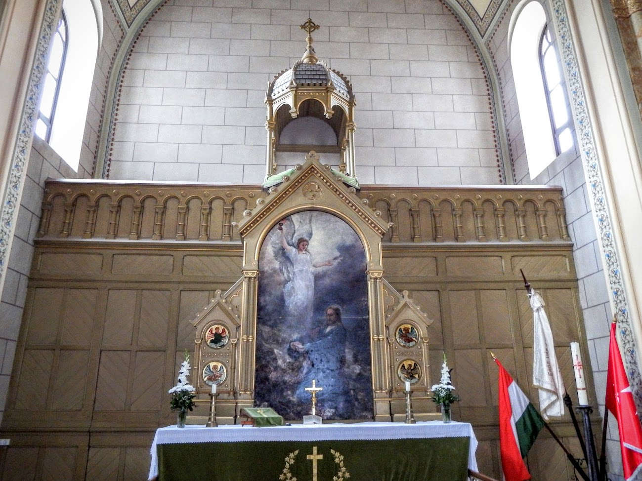 Szombathely - evangélikus templom