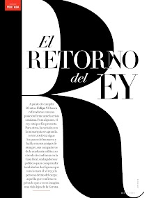 Vanity Fair España- screenshot thumbnail