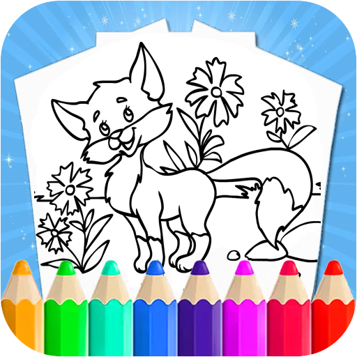 App Insights Super Coloring Pages Apptopia