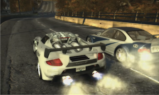 New PPSSPP Need For Speed Most Wanted Tips - náhled