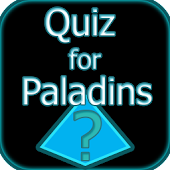 Quiz for Paladins Game