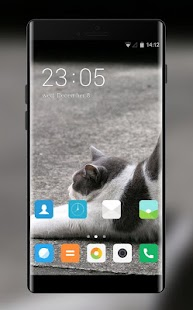 Theme for Xolo Q600 Kitty Wallpaper - náhled
