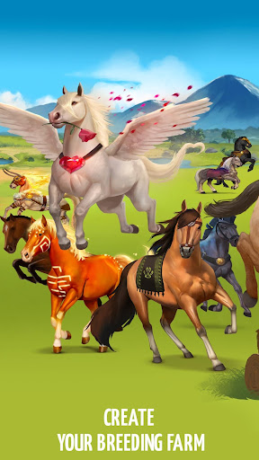 Howrse - free horse breeding farm game 4.0.5 screenshots 3