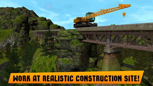 Bridge Builder: Crane Driver