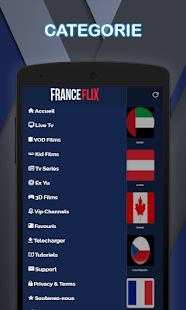 FranceFlix Capture d'écran