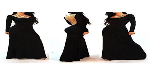 Приложения в Google Play – long <b>black</b> dress