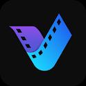 viva video maker icon