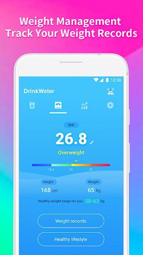 Drink Water Reminder – Water Diet Tracker & Alarm