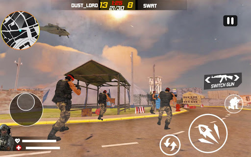 Combat Arms Gunner Operation Thunderbird Warrior  screenshots 1