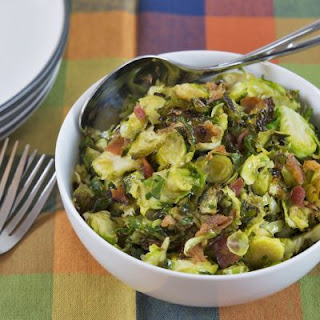 Easy And Slow-Cooked Brussels Sprouts