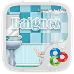 Baignez GO Launcher Theme Icon
