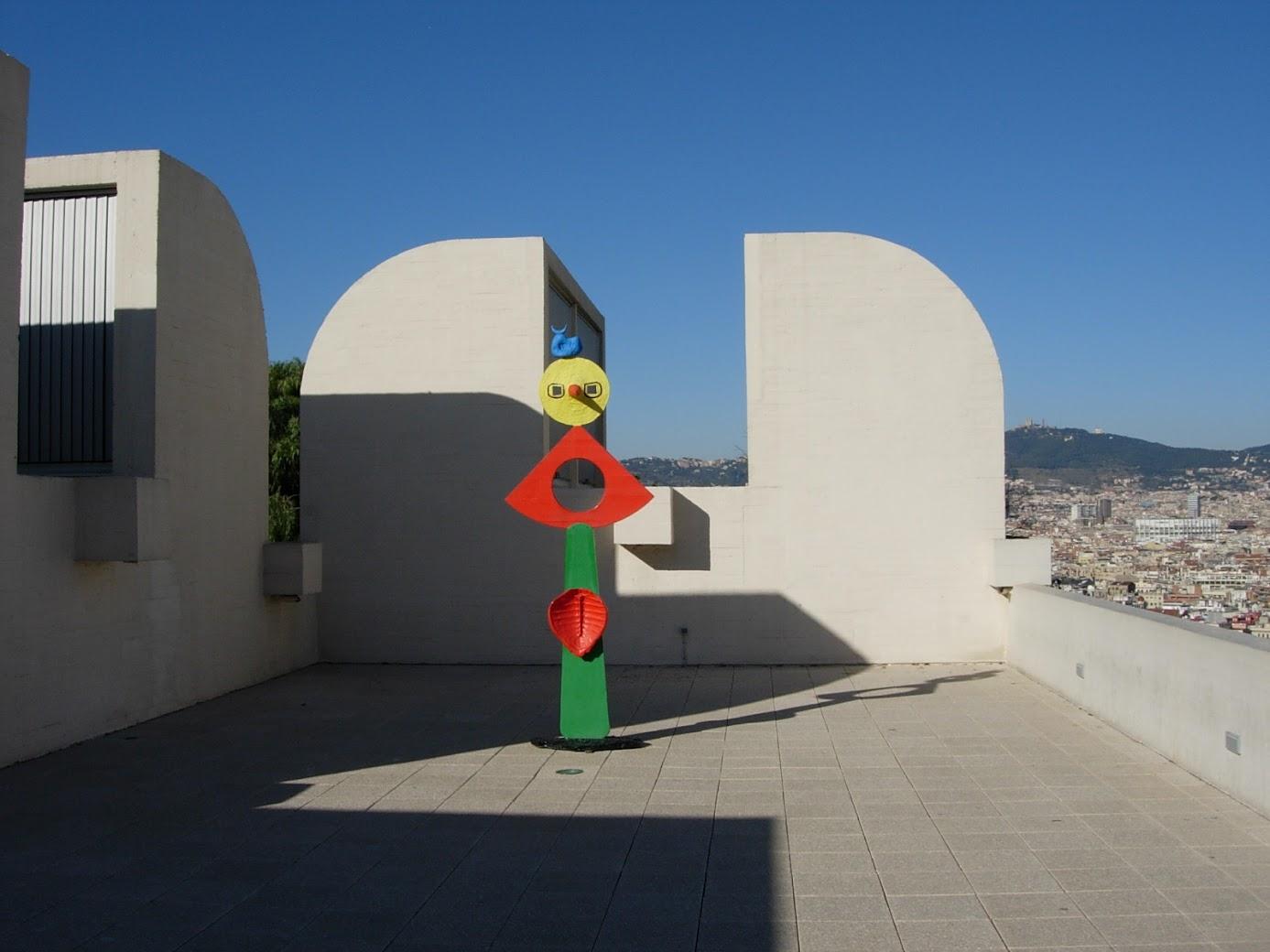 Fondation Joan Miró à Barcelone