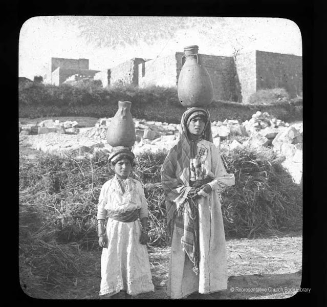 Photo: 'Water carriers'