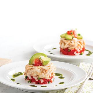 Crab Napoleon Recipes