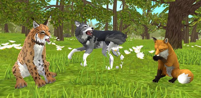 WildCraft: 3D Online-Tiersimulation