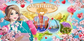 Wedding Salon poster